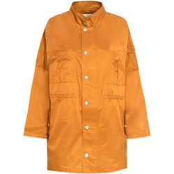 Textil Ženy Kabáty Pepe jeans PL401837 Žlutá