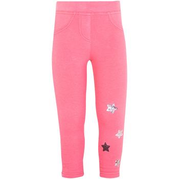 Textil Dívčí Legíny Losan 026-6015AL Růžový
