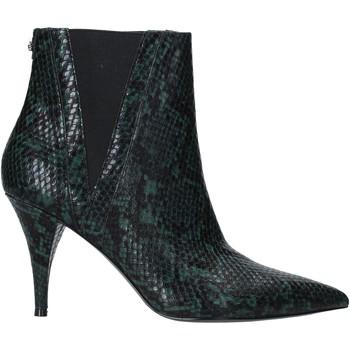 Guess Kotníkové boty FL8RS2 PEL10 - Zelená