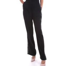 Textil Ženy Turecké kalhoty / Harémky Calvin Klein Jeans J20J214905 Černá