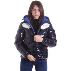Textil Ženy Prošívané bundy Invicta 4431732/D Modrý