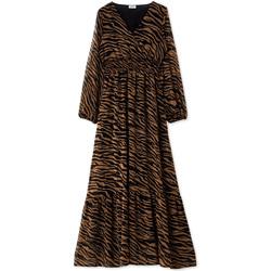 Textil Ženy Společenské šaty Liu Jo WF0194 T0110 Černá