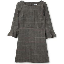 Textil Ženy Krátké šaty Liu Jo WF0294 T4523 Šedá