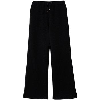 Textil Ženy Kalhoty Liu Jo TF0168 J6087 Černá