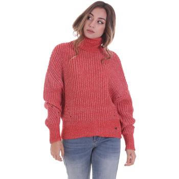 Textil Ženy Svetry Gaudi 021BD53013 Oranžový
