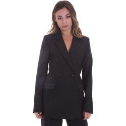 Textil Ženy Saka / Blejzry Gaudi 021FD35022 Černá
