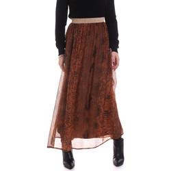 Textil Ženy Sukně Gaudi 021FD75005 Hnědý