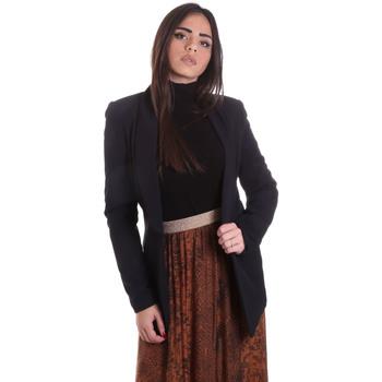 Textil Ženy Saka / Blejzry Gaudi 021FD35028 Černá