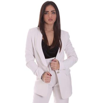 Textil Ženy Saka / Blejzry Gaudi 021FD35028 Béžový