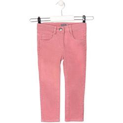 Textil Děti Kapsáčové kalhoty Losan 026-9001AL Růžový
