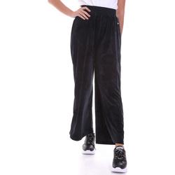 Textil Ženy Turecké kalhoty / Harémky Key Up 5CS54 0001 Černá