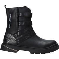 Boty Děti Kotníkové boty Replay GBL17 202 C0004S Černá