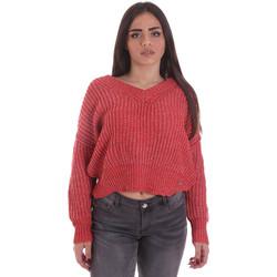 Textil Ženy Svetry Gaudi 021BD53014 Oranžový
