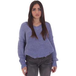 Textil Ženy Svetry Gaudi 021BD53014 Modrý
