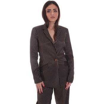 Textil Ženy Saka / Blejzry Gaudi 021FD35031 Černá