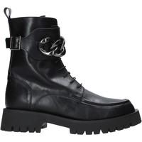 Boty Ženy Kotníkové boty Grace Shoes 631007 Černá