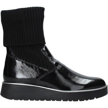 Boty Ženy Kotníkové boty IgI&CO 6151100 Černá