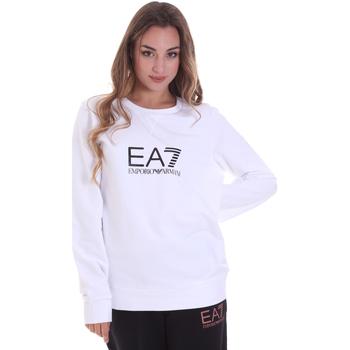 Textil Ženy Mikiny Ea7 Emporio Armani 8NTM39 TJ31Z Bílý