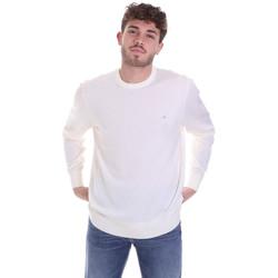 Textil Muži Svetry Calvin Klein Jeans K10K102727 Bílý