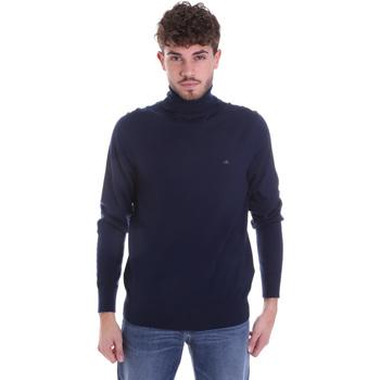 Textil Muži Svetry Calvin Klein Jeans K10K102751 Modrý