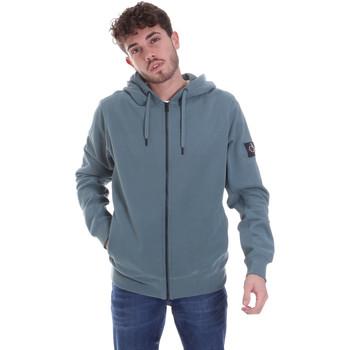 Textil Muži Mikiny Calvin Klein Jeans J30J315599 Zelený