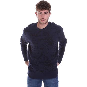 Textil Muži Svetry Calvin Klein Jeans K10K105737 Modrý