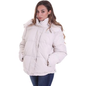 Textil Ženy Prošívané bundy Ea7 Emporio Armani 6HTB02 TN8AZ Béžový