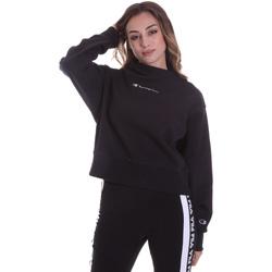 Textil Ženy Mikiny Champion 113189 Černá