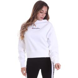 Textil Ženy Mikiny Champion 113189 Bílý