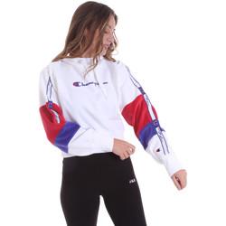 Textil Ženy Mikiny Champion 113338 Bílý