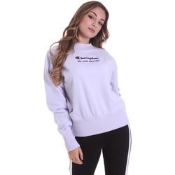Textil Ženy Mikiny Champion 113314 Růžový