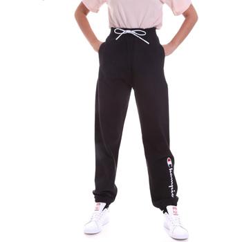 Textil Ženy Teplákové kalhoty Champion 113192 Černá