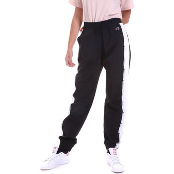 Textil Ženy Teplákové kalhoty Champion 113454 Černá
