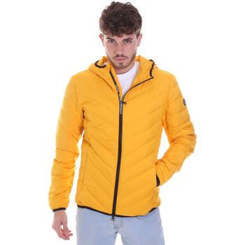 Textil Muži Prošívané bundy Ea7 Emporio Armani 8NPB07 PNE1Z Žlutá