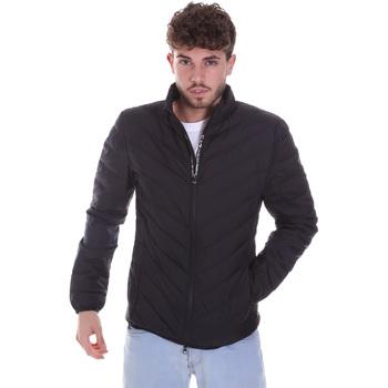 Textil Muži Prošívané bundy Ea7 Emporio Armani 8NPB06 PNE1Z Černá