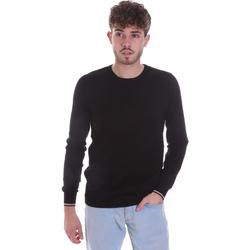 Textil Muži Svetry Gaudi 021GU53001 Černá