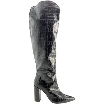 Boty Ženy Kozačky Grace Shoes 724014 Černá