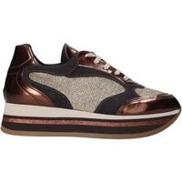 Boty Ženy Nízké tenisky Grace Shoes GLAM001 Hnědý