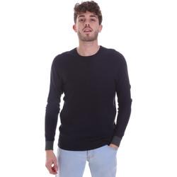 Textil Muži Svetry Gaudi 021GU53006 Modrý