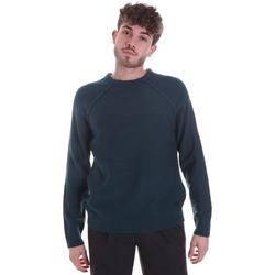 Textil Muži Svetry Gaudi 021GU53041 Zelený