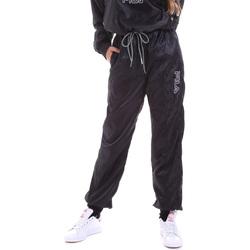 Textil Ženy Teplákové kalhoty Fila 682873 Černá
