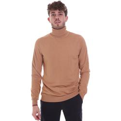 Textil Muži Svetry Gaudi 021GU53003 Béžový
