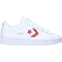 Boty Děti Nízké tenisky Converse 368404C Bílý