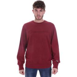 Textil Muži Mikiny Champion 215207 Červené