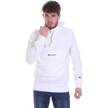 Textil Muži Mikiny Champion 214722 Bílý