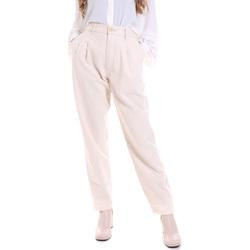 Textil Ženy Mrkváče Pepe jeans PL203908R Béžový