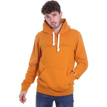 Textil Muži Mikiny Champion 215206 Oranžový