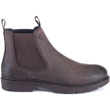 Boty Muži Kotníkové boty Lumberjack SM97903 001 H01 Hnědý