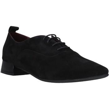 Boty Ženy Šněrovací polobotky  Bueno Shoes 20WR3003 Černá