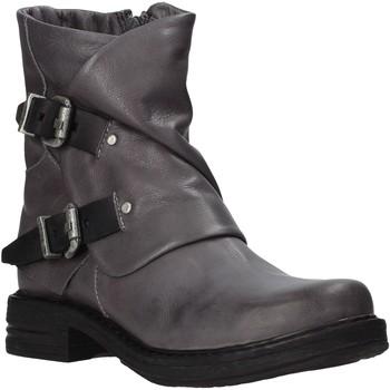 Boty Ženy Polokozačky Bueno Shoes 8K3502 Šedá